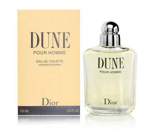 Dune Pour Homme Dior Eau de Toilette Perfume Masculino