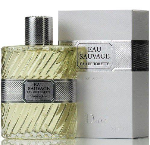 Eau Sauvage Dior Eau de Toilette Perfume Masculino