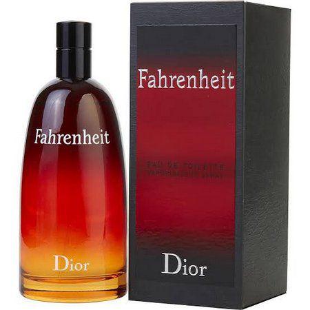 Fahrenheit Dior Eau de Toilette Perfume Masculino