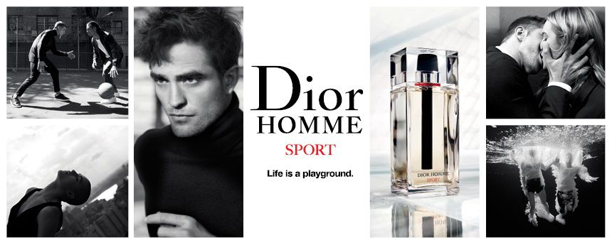 Homme Sport Dior Eau de Toilette Perfume Masculino