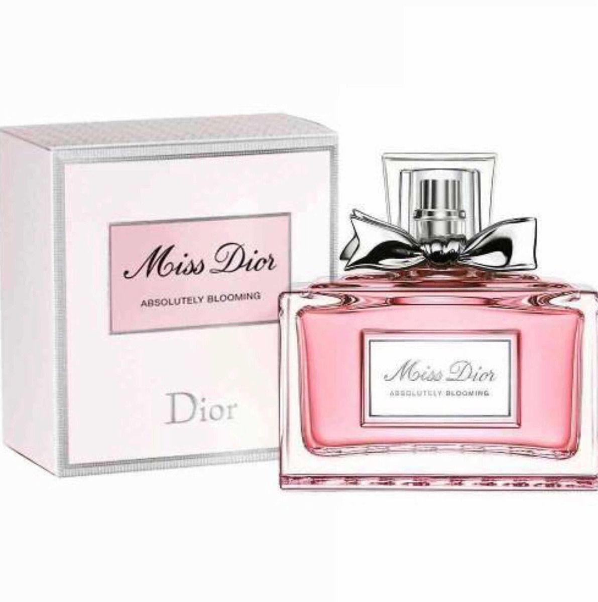 Miss Absolutely Blooming Dior Eau de Parfum Perfume Feminino
