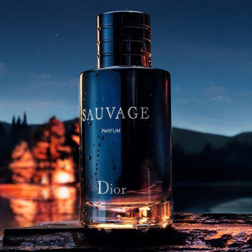 Sauvage Dior Parfum Perfume Masculino