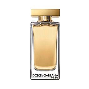 The One Dolce & Gabbana Eau de Toilette Perfume Feminino