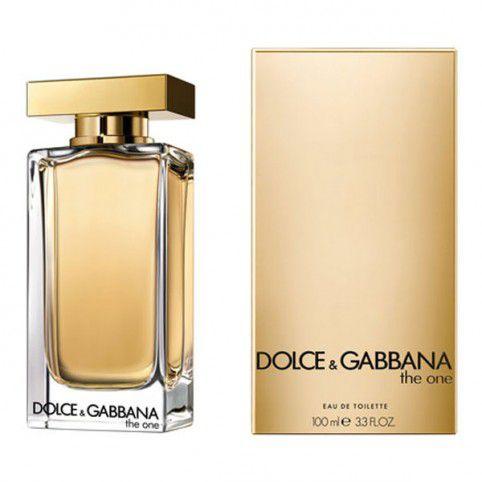 Dolce & Gabbana The One Eau de Toilette Feminino
