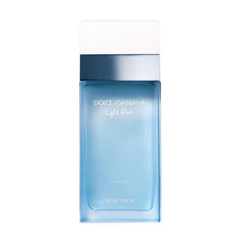Light Blue Love In Capri Dolce & Gabbana Eau de Toilette Perfume Feminino