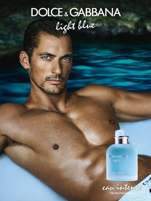 Light Blue Intense Dolce & Gabbana  Eau de Parfum Perfume Masculino