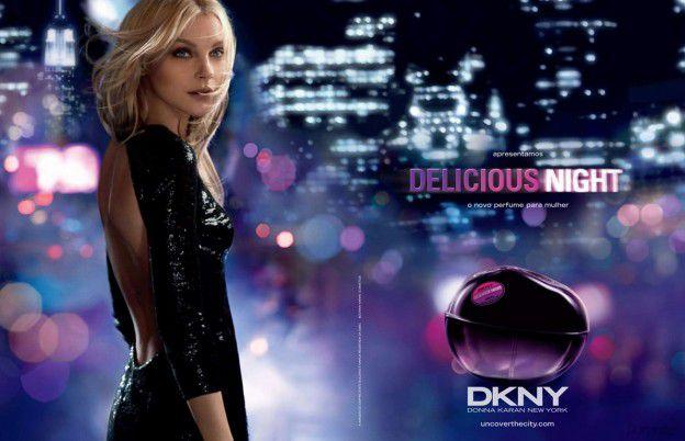Donna Karan New York Be Delicious Night Eau de Parfum Feminino
