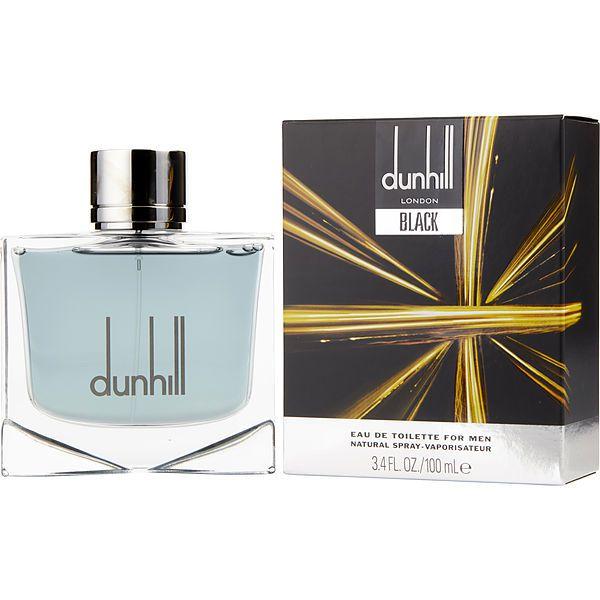 Black Dunhill Eau de Toilette Perfume Masculino