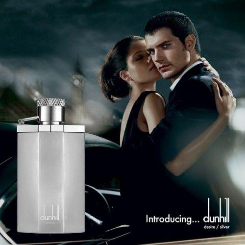 Desire Silver Dunhill Eau de Toilette Perfume Masculino