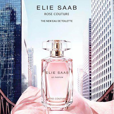 Le Parfum Rose Couture Elie Saab Eau de Toilette Perfume Feminino