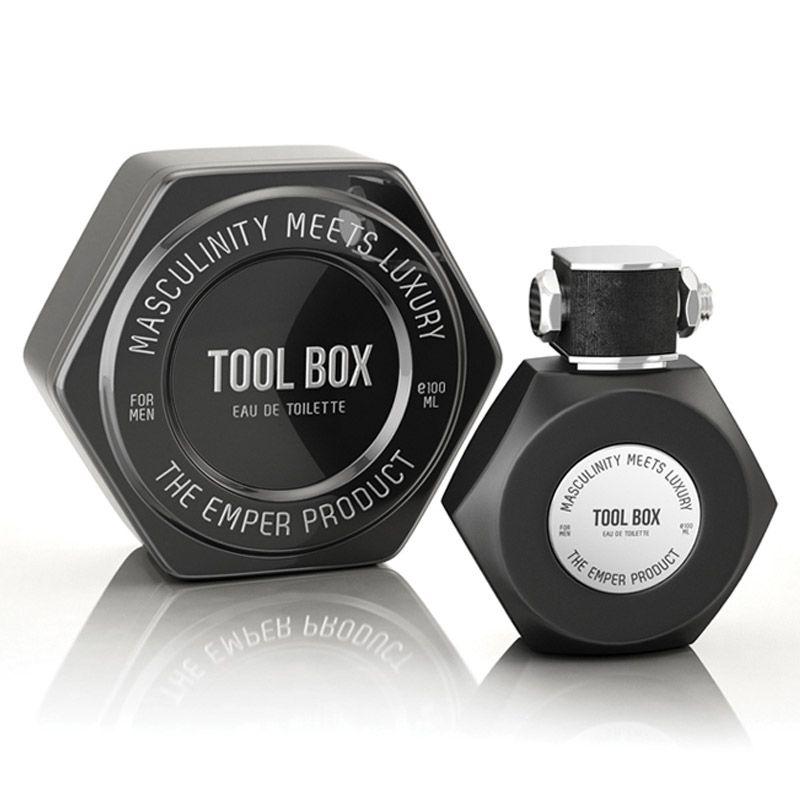 Emper Tool Box Eau de Toilette Masculino