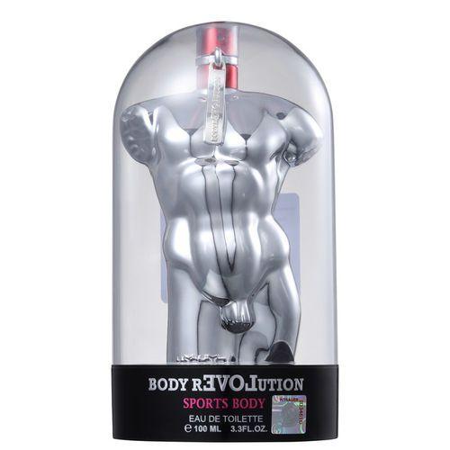 Georges Mezotti Body R Sports B Silver Eau de Toilette Masculino