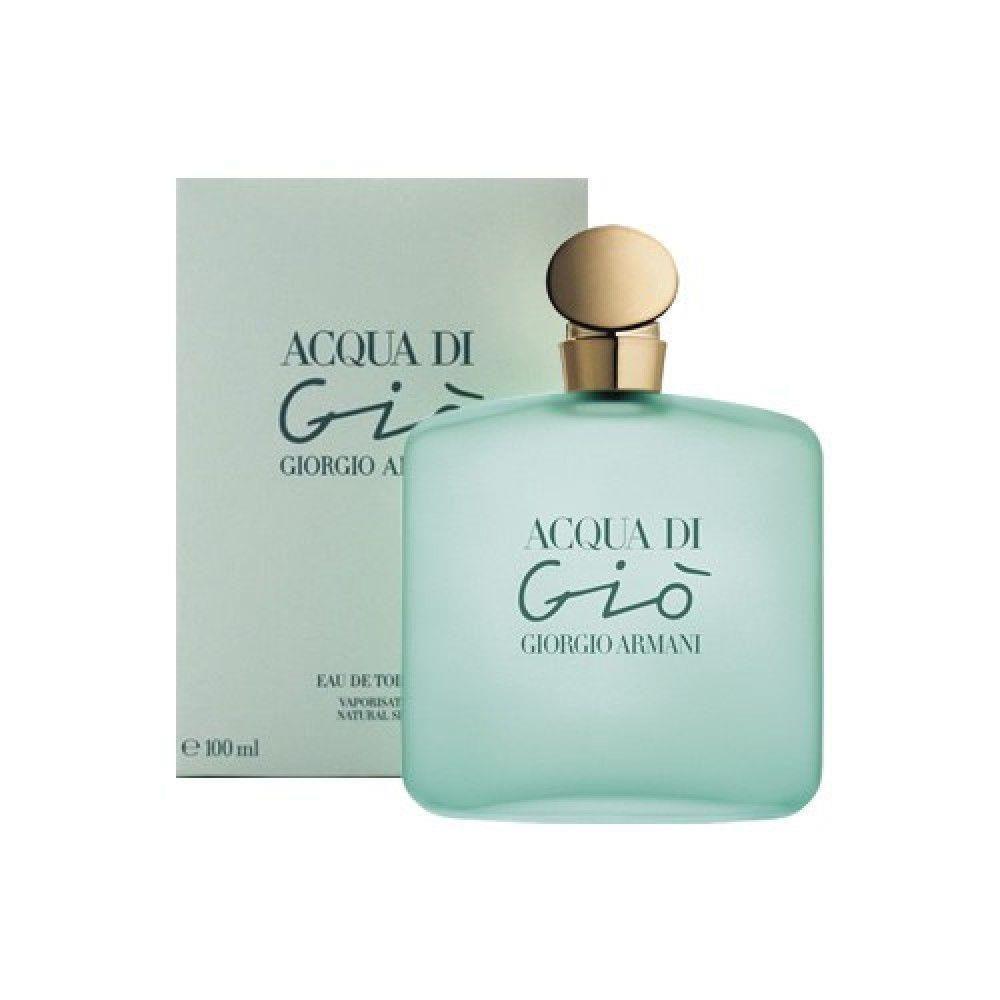 Acqua di Gio Giorgio Armani Eau de Toilette Perfume Feminino