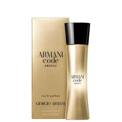 Armani Code Absolu Giorgio Armani Eau de Parfum Perfume Masculino