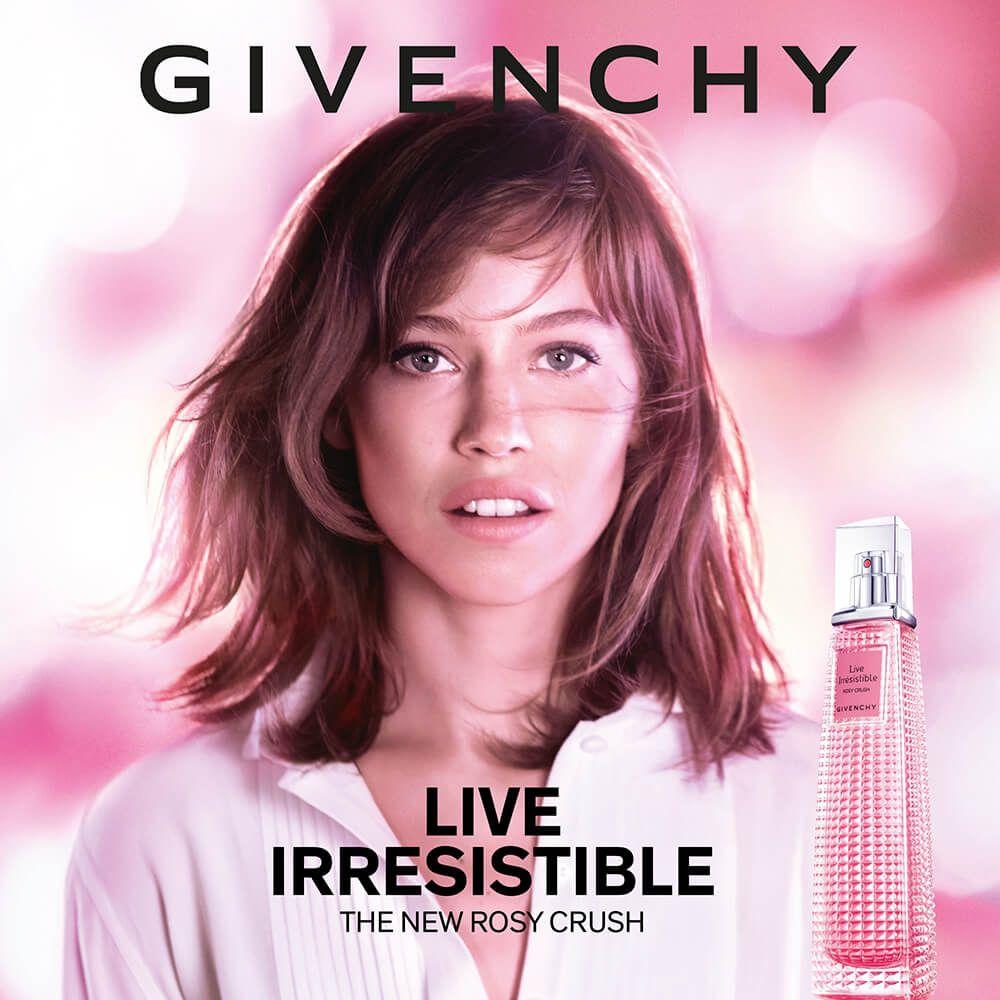 Givenchy Live Irrésistible Rosy Crush - Eau de Parfum - Perfume Feminino