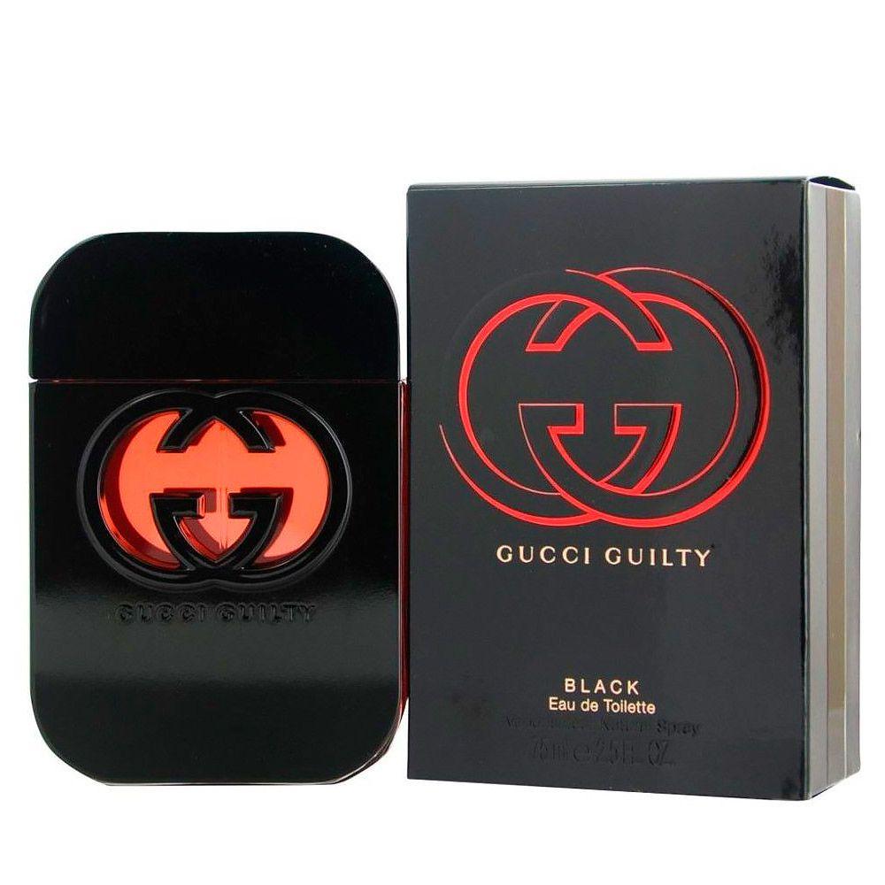Gucci Guilty Black Eau de Toilette Feminino