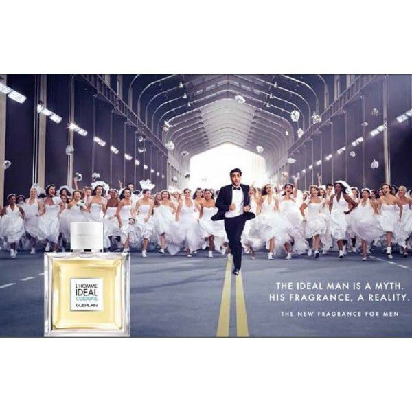 L Homme Ideal Cologne Guerlain Eau de Toilette Perfume Masculino