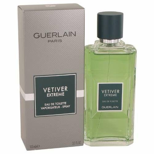 Vetiver Extreme Guerlain Eau de Toilette Perfume Masculino