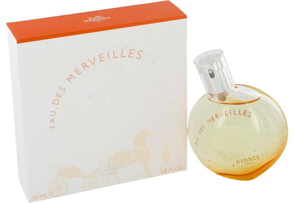 Eau Merveilles Hermes Eau de Toilette Perfume Feminino