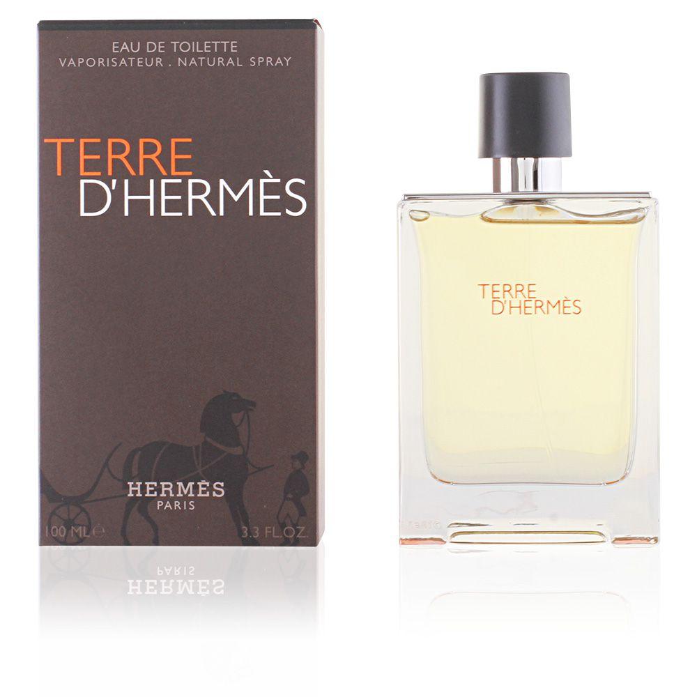 Terre d Hermes Eau de Toilette Perfume Masculino