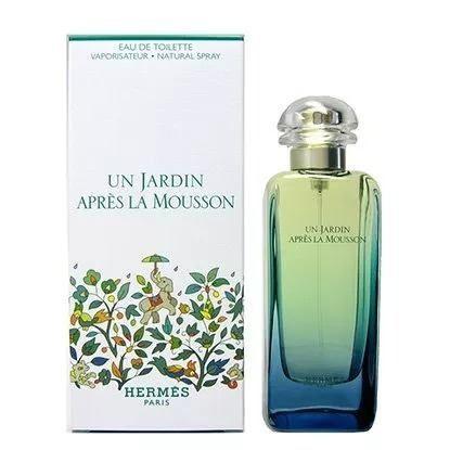 Un Jardin Apres La Mousson Hermes Eau de Toilette Perfume Unissex