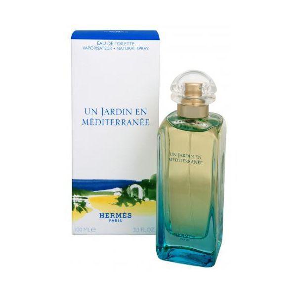 Un Jardin en Mediterranee Hermes Eau de Toilette Perfume Masculino