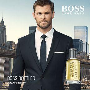 Bottled Hugo Boss Eau de Toilette Perfume Masculino