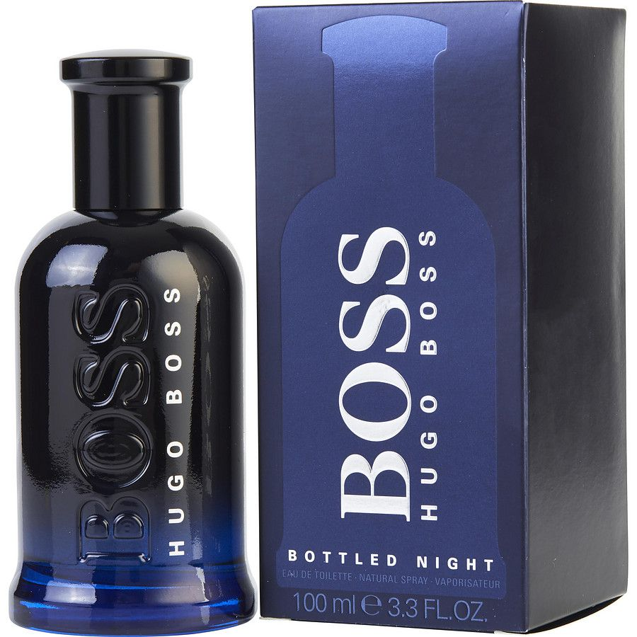 Bottled Night Hugo Boss Eau de Toilette Perfume Masculino