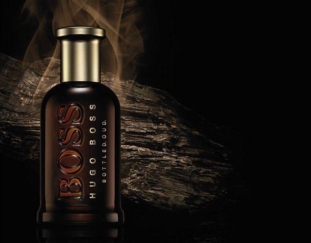 Bottled Oud Hugo Boss Eau de Toilette Perfume Masculino