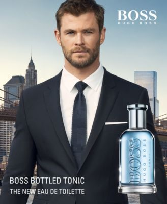 Bottled Tonic Hugo Boss Eau de Toilette Perfume Masculino