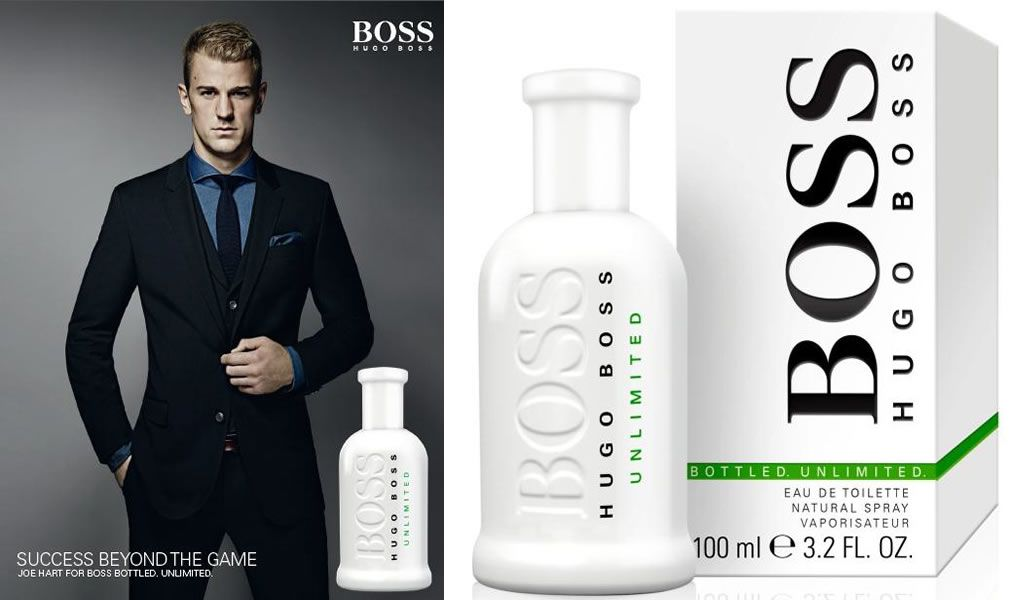 Bottled Unlimited Hugo Boss Eau de Toilette Perfume Masculino