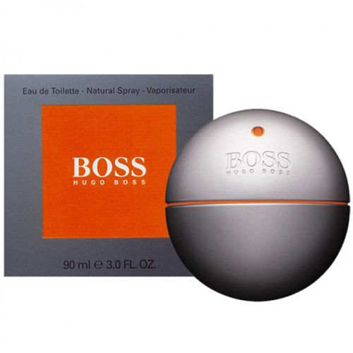 In Motion Hugo Boss Eau de Toilette Perfume Masculino
