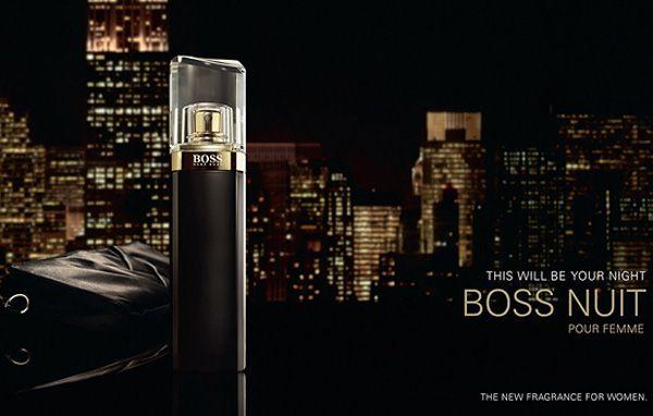 Nuit Intense Pour Femme Hugo Boss Eau de Toilette Perfume Feminino
