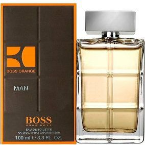 Orange Man Hugo Boss Eau de Toilette Perfume Masculino