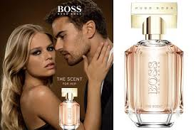 The Scent For Her Hugo Boss Eau de Parfum Perfume Feminino
