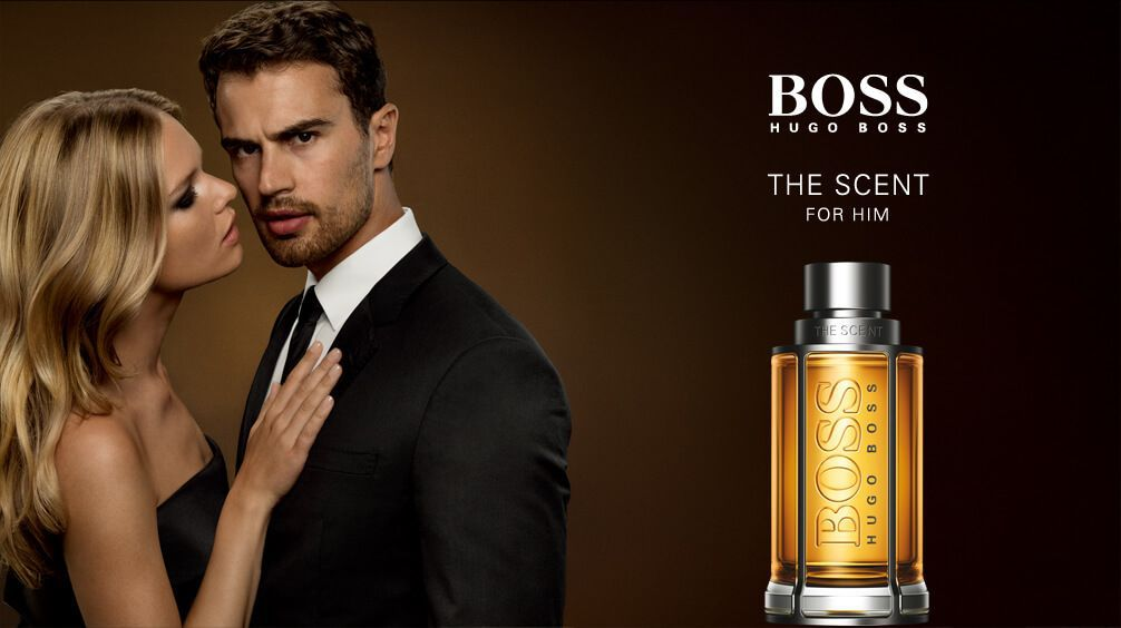 The Scent For Him Hugo Boss Eau de Toilette Perfume Masculino