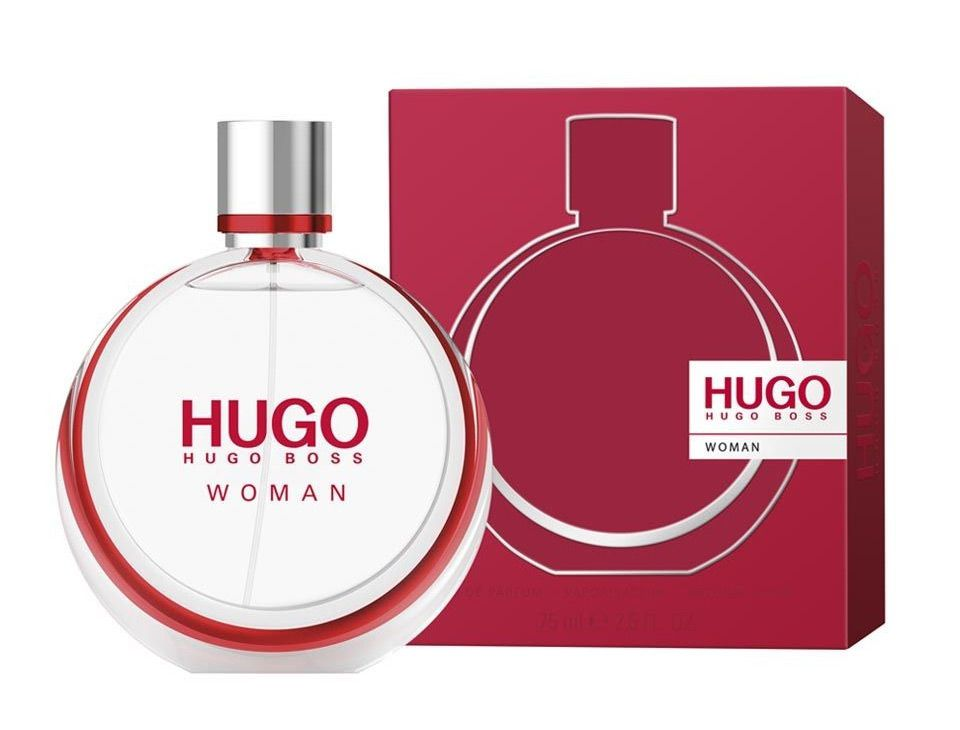 Woman Hugo Boss Eau de Parfum Perfume Feminino