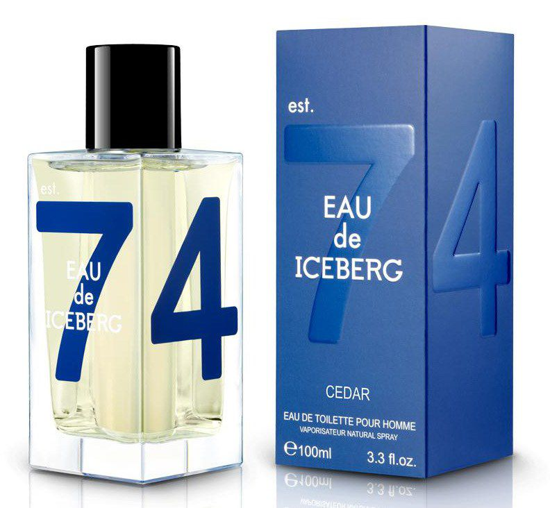 Iceberg Cedar Eau de Toilette Masculino