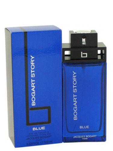 Story Blue Jacques Bogart Eau de Toilette Perfume Masculino