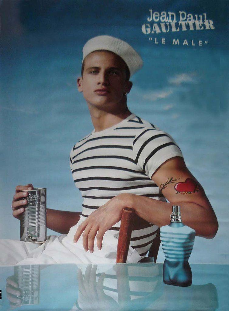 Le Male Jean Paul Gaultier Eau de Toilette Perfume Masculino
