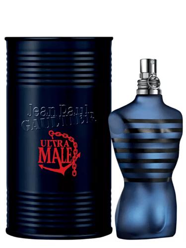 Ultra Male Jean Paul Gaultier Eau de Toilette Perfume  Masculino
