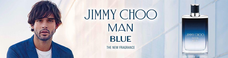 Jimmy Choo Man Blue Eau de Toilette Masculino
