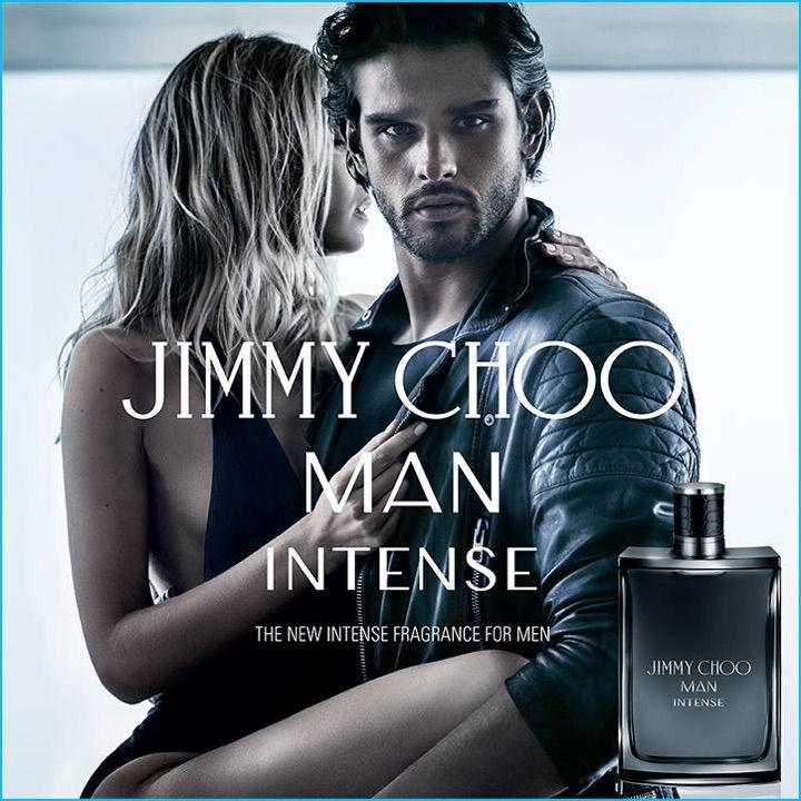 Jimmy Choo Man Intense Eau de Toilette Masculino