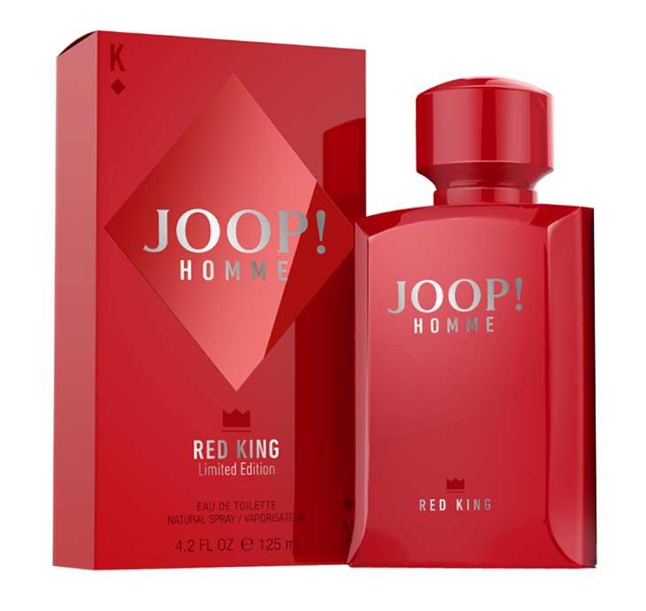 Joop Homme Red King Eau de Toilette Masculino