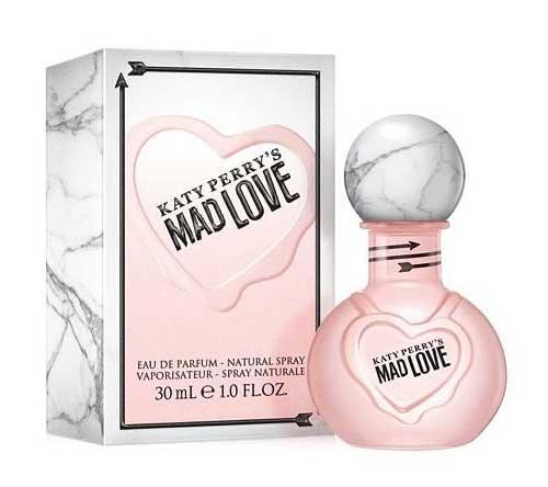 Katy Perrys Mad Love Eau de Parfum Feminino