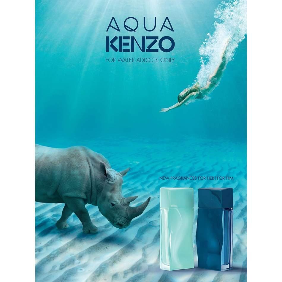 Kenzo Aqua Kenzo Pour Femme Eau de Toilette Feminino