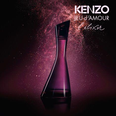 Kenzo Jeu D Amour L ELixir Eau de Parfum Feminino
