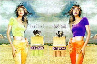Kenzo Jungle L Elephant Eau de Parfum Feminino