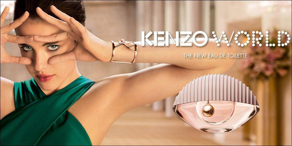 Kenzo World Eau de Toilette Feminino