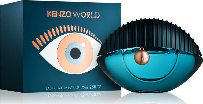 Kenzo World Intense Eau de Parfum Feminino